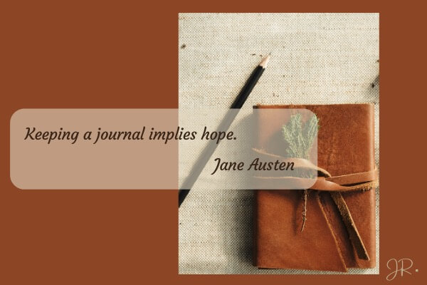 Journaling and its many virtues